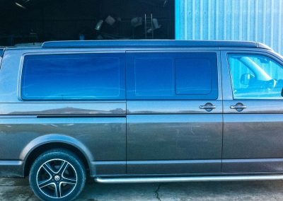 vw California poptop roofs