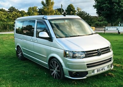 vw California camper vans