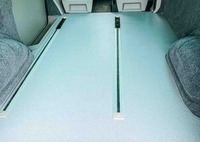 VW T5 T6 rails, seats and beds for sale fitted