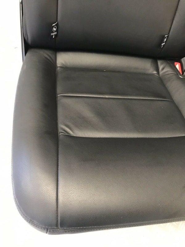 VW T6 T5 Leather Rear Kombi Seats 2 + 1, Seatbelts